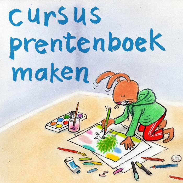 cursus prentenboek maken