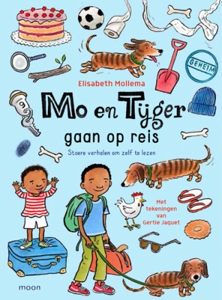 mo en tijger gaan op reis